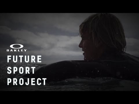 THE SHAPESHIFTING SURFBOARD by OAKLEY