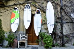 TwinsBros Surfboard