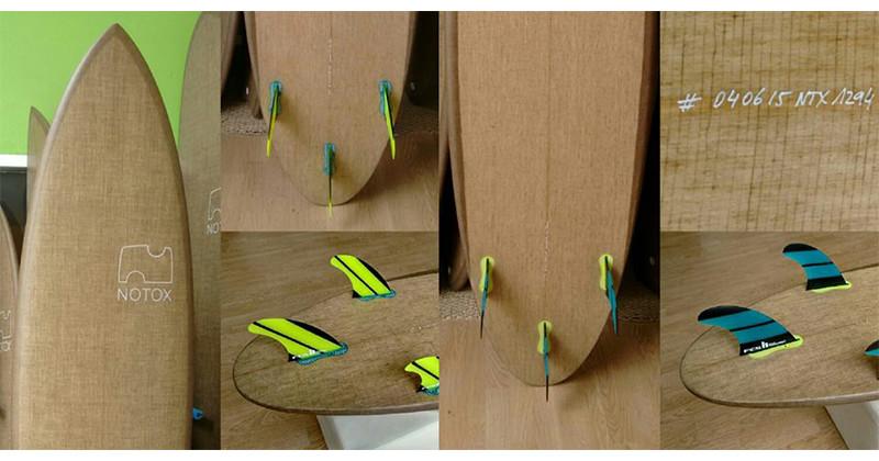 Notox Surfboards Shapercloud